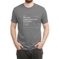 Damn Scientists - mens-triblend-tee - small view