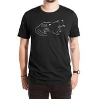 Otter Space - mens-extra-soft-tee - small view