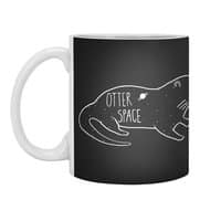 Otter Space - white-mug - small view