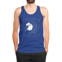 Freedom is Fabulous - mens-jersey-tank - small view