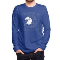 Freedom is Fabulous - mens-long-sleeve-tee - small view
