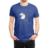 Freedom is Fabulous - mens-regular-tee - small view
