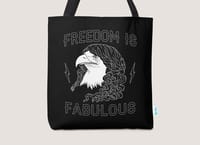 Freedom is Fabulous - tote-bag - small view