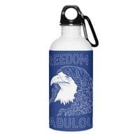 Freedom is Fabulous - water-bottle - small view