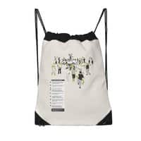 In Case of Zombies - drawstring-bag - small view
