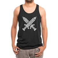 Creative Force - mens-triblend-tank - small view
