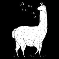 Song Of The Llama - small view
