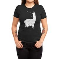 Song Of The Llama - womens-triblend-tee - small view