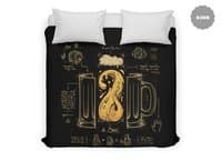 Le Beer (Elixir of Life) - duvet-cover - small view