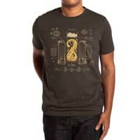 Le Beer (Elixir of Life) - mens-extra-soft-tee - small view