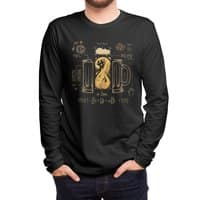 Le Beer (Elixir of Life) - mens-long-sleeve-tee - small view