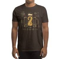Le Beer (Elixir of Life) - mens-regular-tee - small view