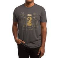 Le Beer (Elixir of Life) - mens-triblend-tee - small view