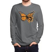 Blow With The Wind - mens-long-sleeve-tee - small view