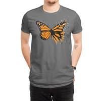 Blow With The Wind - mens-regular-tee - small view
