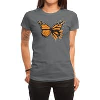 Blow With The Wind - womens-regular-tee - small view