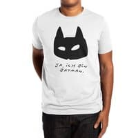 Yes I Am - mens-extra-soft-tee - small view