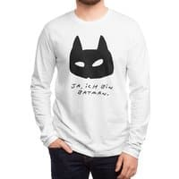 Yes I Am - mens-long-sleeve-tee - small view