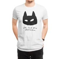 Yes I Am - mens-regular-tee - small view