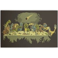 The Last Supper - horizontal-canvas - small view