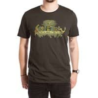 The Last Supper - mens-extra-soft-tee - small view