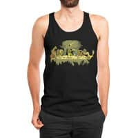 The Last Supper - mens-jersey-tank - small view