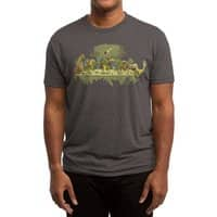 The Last Supper - mens-triblend-tee - small view