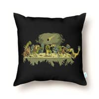 The Last Supper - throw-pillow - small view