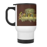 The Last Supper - travel-mug-with-handle - small view