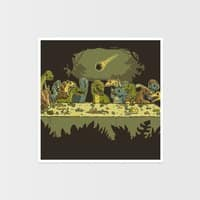 The Last Supper - horizontal-print - small view