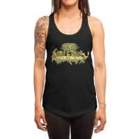 The Last Supper - womens-racerback-tank - small view