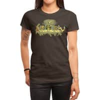 The Last Supper - womens-regular-tee - small view