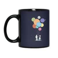 You Are My Universe - black-mug - small view