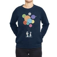You Are My Universe - crew-sweatshirt - small view