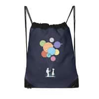 You Are My Universe - drawstring-bag - small view