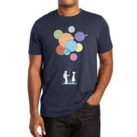 You Are My Universe - mens-extra-soft-tee - small view