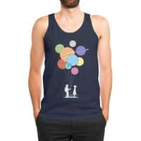 You Are My Universe - mens-jersey-tank - small view