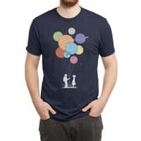 You Are My Universe - mens-triblend-tee - small view