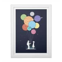 You Are My Universe - white-vertical-framed-print - small view