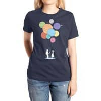 You Are My Universe - womens-extra-soft-tee - small view