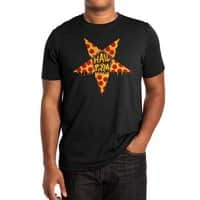 HAIL PIZZA - mens-extra-soft-tee - small view