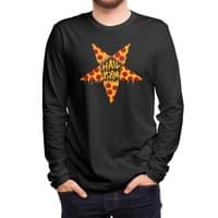 HAIL PIZZA - mens-long-sleeve-tee - small view