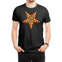 HAIL PIZZA - mens-regular-tee - small view