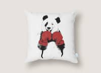 The Winner - throw-pillow - small view