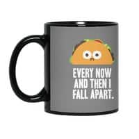 Taco Eclipse of the Heart - black-mug - small view