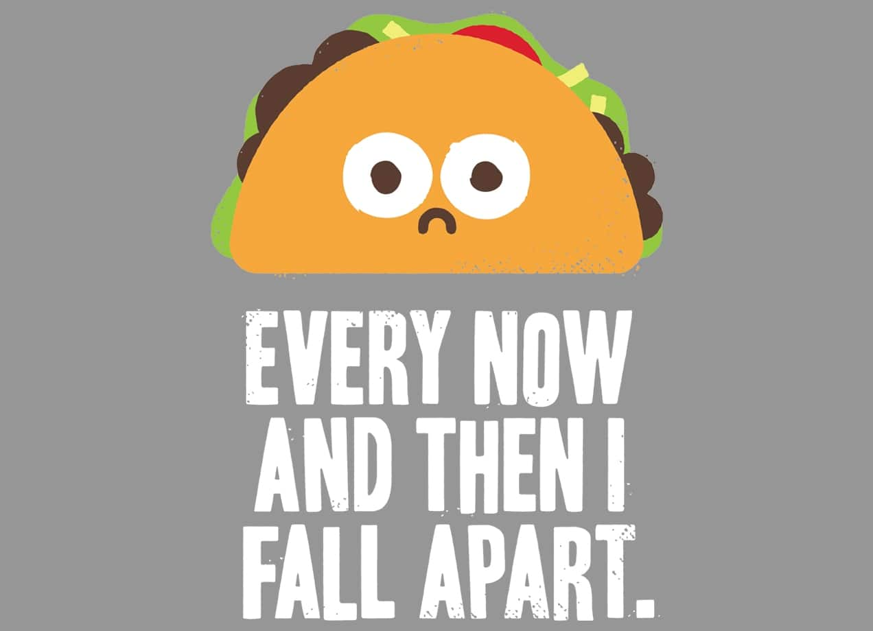 Taco Eclipse Of The Heart By David Olenick Threadless