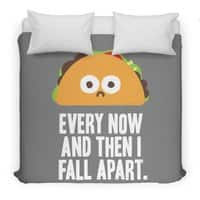 Taco Eclipse of the Heart - duvet-cover - small view