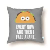 Taco Eclipse of the Heart - throw-pillow - small view