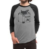 How To Kill a Mockingbird - triblend-34-sleeve-raglan-tee - small view