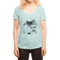 How To Kill a Mockingbird - womens-deep-v-neck - small view